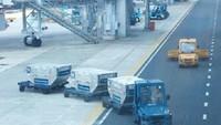 Cảng hàng không Quốc tế nội Bài thông tin vụ nhân viên vệ sinh tử vong