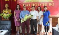 Đảng bộ Báo Pháp luật Việt Nam: Tổ chức thành công Đại hội các Chi bộ nhiệm kỳ 2017 - 2019