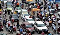 Hà Nội xây dựng chương trình quản lý phương tiện giao thông đường bộ