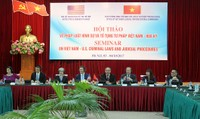 Hoa Kỳ tích cực hỗ trợ Việt Nam cải cách hệ thống tư pháp