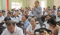 Cử tri Đà Nẵng 'truy' ĐBQH về công tác giám sát cán bộ, đầu tư