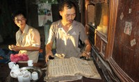 Chuyện bảo tồn sách cổ  của người Dao vùng sơn cước