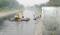 Các dự án thoát nước trên địa bàn Hà Nội: Chậm tiến độ do vướng giải phóng mặt bằng