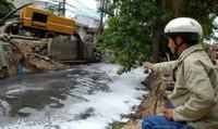 Tạo hành lang pháp lý chặt chẽ để  xử lý nghiêm sai phạm về môi trường