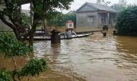 200 tấn gạo hỗ trợ người dân Quảng Trị bị thiên tai