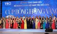Tôn vinh 100 Nữ Doanh nhân Việt Nam tiêu biểu năm 2016