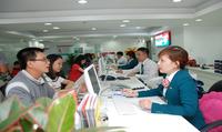 Kienlongbank hỗ trợ khách hàng và cán bộ nhân viên khắc phục thiệt hại sau cơn bão Damrey