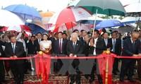 Biểu tượng lòng tri ân những chiến sỹ hy sinh vì đất nước Campuchia