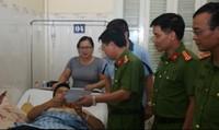 Biểu dương tinh thần dũng cảm chống tội phạm ma túy của CSGT Quảng Ninh