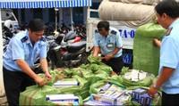 Yêu cầu tăng cường kiểm tra, xử lý nghiêm các vụ buôn lậu thuốc lá
