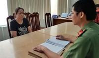 'Nữ quái' tống tiền Giám đốc Bệnh viện Xanh Pôn