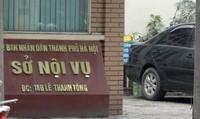 Sau 'lạm phát', Sở Nội vụ Hà Nội còn 4 Phó Giám đốc