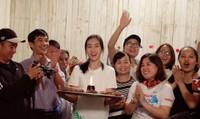 Người Yên Bái tặng khoai lang mừng sinh nhật Hoa hậu Mỹ Linh