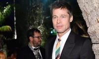 Brad Pitt xuất hiện gầy gò sau nhiều tháng ở ẩn
