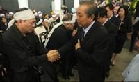 Các Phó Thủ tướng đến viếng cụ Hoàng Thị Minh Hồ