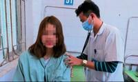 Nữ sinh viên sặc thịt phải nhập viện
