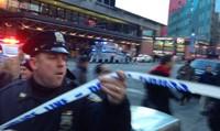 Nổ lớn nghi đánh bom tự sát gần Quảng trường Thời đại