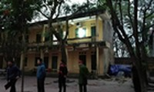 Sập lan can trường tiểu học, 13 trẻ nhập viện