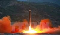 Hôm nay Triều Tiên phóng tên lửa đạn đạo?