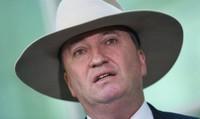 Phó Thủ tướng Australia Barnaby Joyce từ chức vì bê bối cá nhân