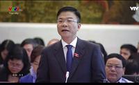 Sáng nay (19/3), Bộ trưởng Lê Thành Long trả lời chất vấn trước Thường vụ Quốc hộihot