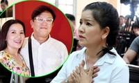 Diễn viên Ngọc Trinh khẳng định vẫn sống yên ấm với chồng Hàn Quốc