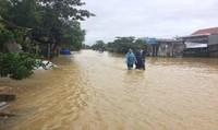 Mưa lớn làm hơn 7.000 ngôi nhà ngập trong nước