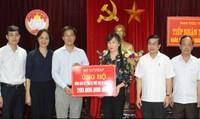 Bộ Tư pháp hỗ trợ 200 triệu đồng khắc phục hậu quả bão ở Hà Tĩnh