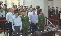 Xét xử ông Đinh La Thăng và đồng phạm: Đề nghị triệu tập những cá nhân, tổ chức vắng mặt
