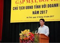 """Hà Tĩnh hỗ trợ doanh nghiệp: """"Trên quyết liệt, dưới chông gai"""""""