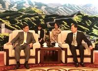 Thúc đẩy hợp tác pháp luật và tư pháp với CHND Trung Hoa