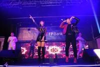 Đêm trắng cùng TPBank LiveBank:  Bùng cháy cùng đêm nhạc EDM có 1 – 0 – 2 tại Việt Nam