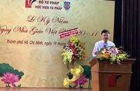 Khánh thành trụ sở mới Học viện Tư  pháp  tại TP. Hồ Chí Minh