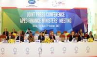 Thông qua Tuyên bố chung của Bộ trưởng Tài chính 21 nền kinh tế APEC