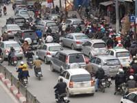 Taxi làm đau đầu cơ quan chức năng Thủ đô