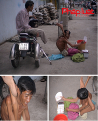 Đắng lòng trước nghị lực sống của người khuyết tật từng bị lạm dụng
