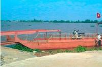 Cần xem lại dự án bến phà đò Điện Biên, Ninh Bình