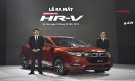 Honda HR-V hoàn toàn mới nhập khẩu từ Thái Lan có giá dưới 900 triệu đồng