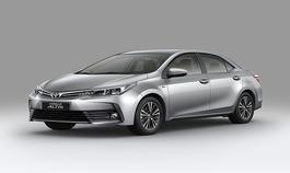 Toyota Việt Nam giới thiệu Corolla Altis mới 2018 có giá từ 700 triệu đồng