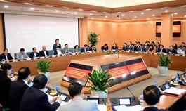 Hà Nội báo cáo Đảng đoàn Quốc hội về Đề án chính quyền đô thị