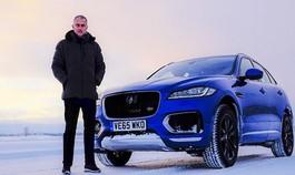 Chủ nhân đặc biệt nổi tiếng của chiếc Jaguar F-Pace thứ 100.000