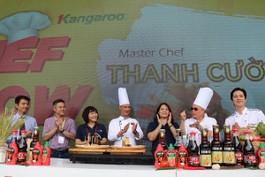 Chin-Su đồng hành cùng Lễ hội ẩm thực và giải trí quốc tế