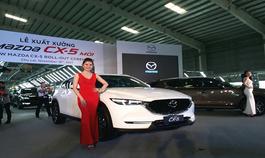 THACO xuất xưởng Mazda CX-5 với giá cạnh tranh