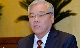 Vì sao QH xem xét miễn nhiệm Tổng thanh tra Chính phủ Phan Văn Sáu?