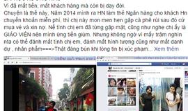 Nữ khách bị tố quỵt tiền vé máy bay, bêu tên trên facebook