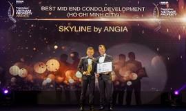 """An Gia nhận giải thưởng danh giá """"PropertyGuru Vietnam Property Awards"""""""