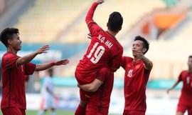 Thắng Pakistan 3-0, Olympic Việt Nam khởi đầu suôn sẻ tại Asiad 18