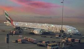 Sự thật bất ngờ sau chiếc Boeing 777 dát kim cương