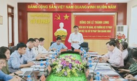 Sở Tư pháp Quảng Ninh đã nỗ lực hết sức để đồng hành với sự phát triển của tỉnh