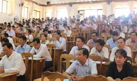 Đa dạng các hoạt động hưởng ứng Ngày Pháp luật ở Cà Mau